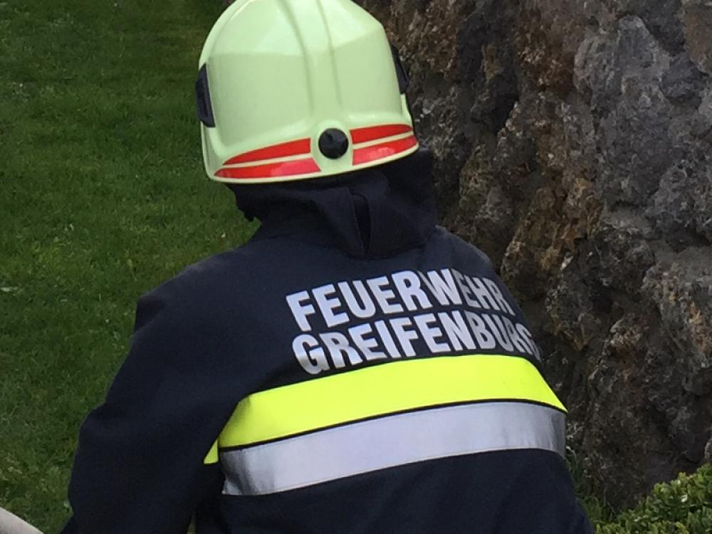 Brandeinsatz in Dellach/Drau