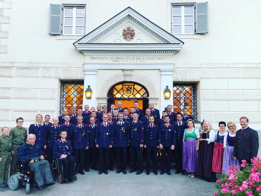 150 Jahre Feuerwehr Greifenburg
